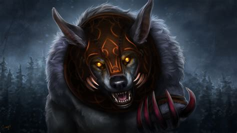 wallpaper dota 2 ursa ursa warrior dota 2 3w wallpaper hd