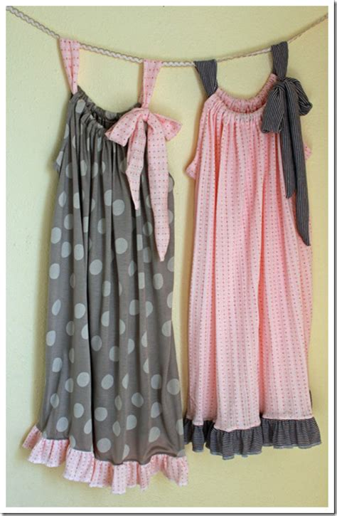 pattern for simple nightie 21 free sewing tutorials and patterns for kids pajamas