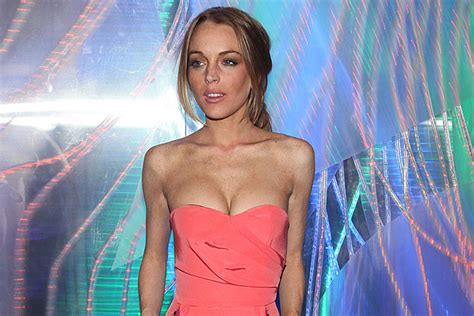 Is Lindsay Lohan Headed The Path Of Self by 10 Who Ve Battled Disorders