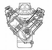 4th Gen Lt1 F Body Technical Aids Diagrams Drawings Exploded Views For