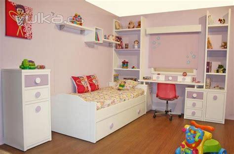decorar muebles lacados foto dormitorio juvenil lacado blanco con colores lila