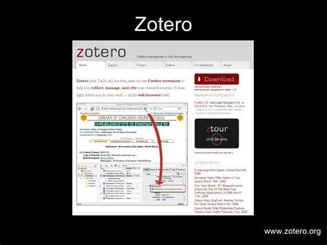 zotero installation tutorial getting started with zotero
