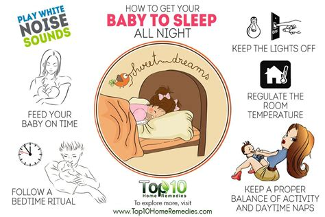 how to get your baby to sleep in crib how to get your baby to sleep all top 10 home remedies