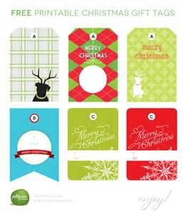 Freebie so here you go 3 sets of printable christmas gift tags