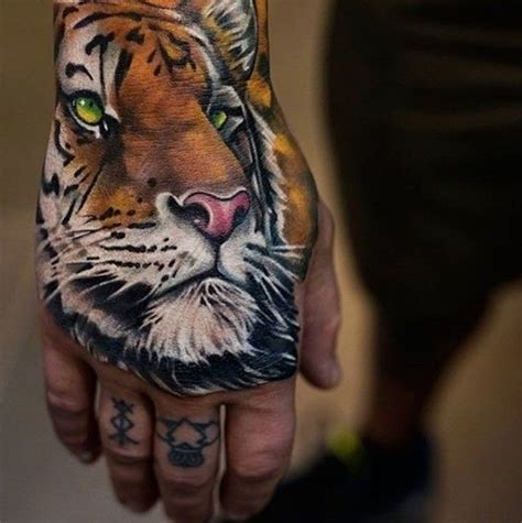tiger hand tattoo 868 best tattoos images on