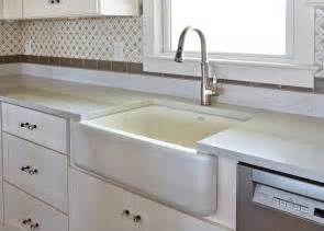 Brushed Nickel Kitchen Faucet Family Home With Small Interiors And Open Floor Plan