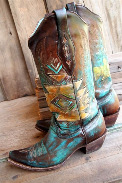 Hell Boot Coboy Black hd west for gorgeous painted cowboy boots featured in