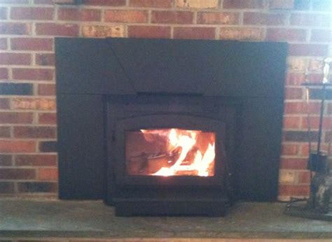 Napoleon Fireplace Insert Reviews by Napoleon Timberwolf Epi22 Epa Wood Burning Fireplace