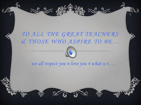 ppt templates for teachers day teachers day ppt
