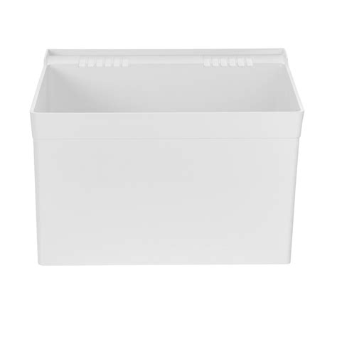 fiat tubs dl1 molded laundry tub laundry sink fiat products