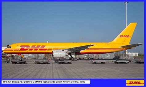 17 best images about cargo airlines dhl on planes helicopters and aviation