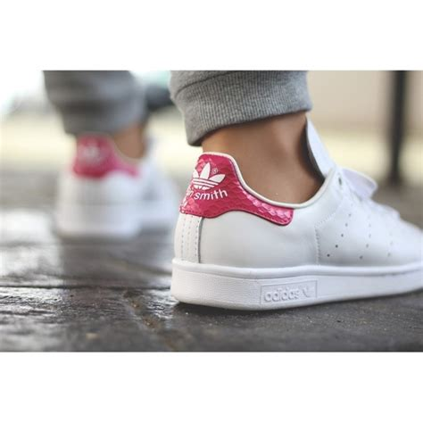 11 adidas shoes adidas stan smith limited edition pink with snake from s closet on