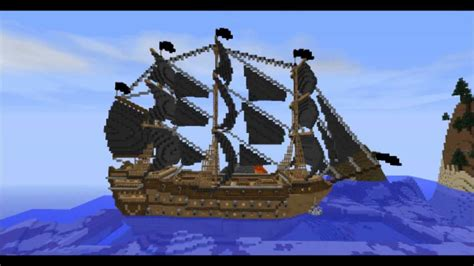 how to build a giant boat in minecraft minecraft pirate ship download defroi s ship n 176 11