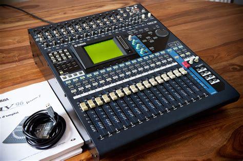 console yamaha 01v96 v2 yamaha 01v96 v2 audiofanzine