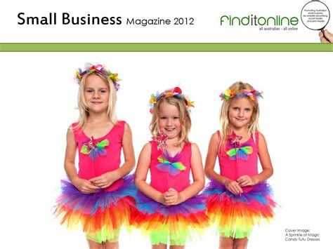small business magazine 2012 by find it published