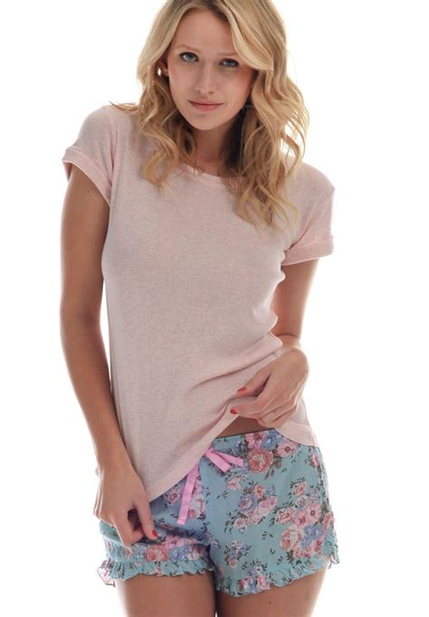 Piyama Pink Mustachee Set 2in1 70 best pijamas images on pjs nightwear and