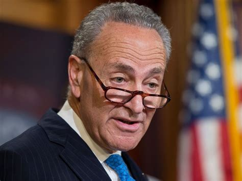 schumer images anti protests spread to democratic leadership with