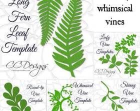 leaf paper template printable paper flower templates flower templates