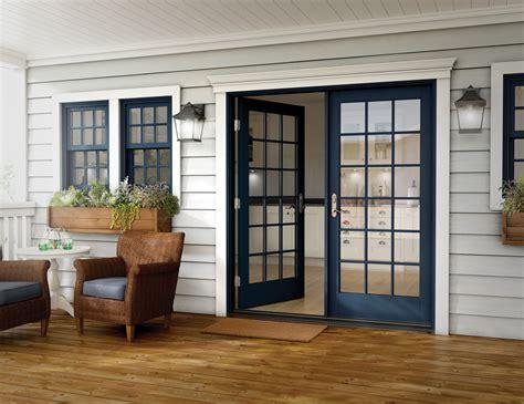 glass indoor outdoor door 5 choices in patio doors for indoor outdoor living