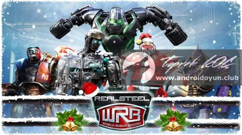 real steel wrb mod apk real steel world robot boxing hile apk arşivleri android oyun club