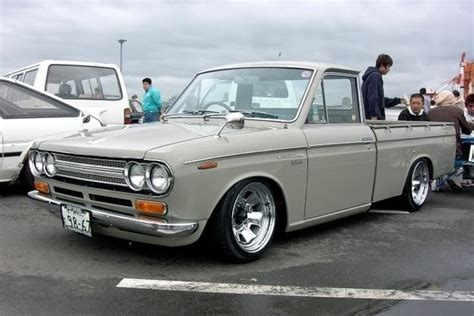 slammed datsun truck 22 best images about lowered trucks on pinterest john