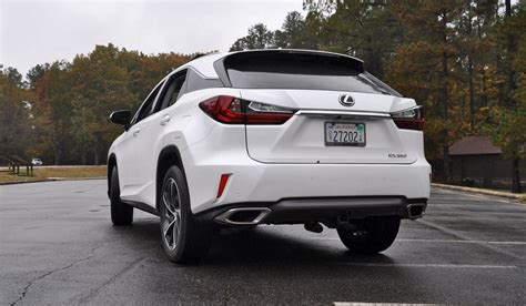 2016 Lexus Rx350 Eminent White Pearl 26