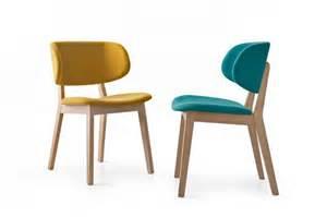 sedie imbottite di design i modelli di tendenza per il