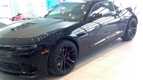 ss camaro  le package bachman chevrolet youtube