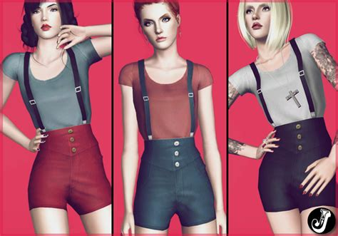 sims 3 outfits jocker sims paradise city outfit
