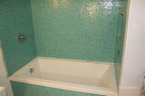 bathtub surrounds installation bisazza bathtub surround c 233 ramiques hugo sanchez inc
