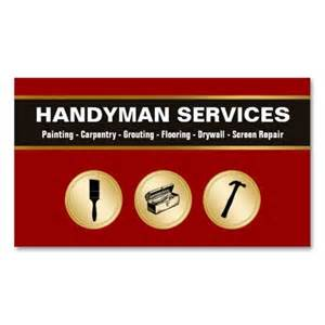 handyman services business cards 272 best images about construction business cards on