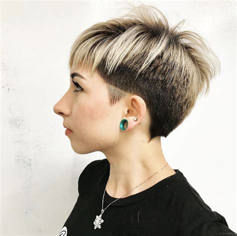 what is a soft undercut 50 chic stylish pixie cuts style skinner