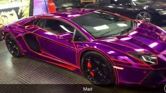 Ksi Lamborghini Ksi S Wrapped Car Aventador