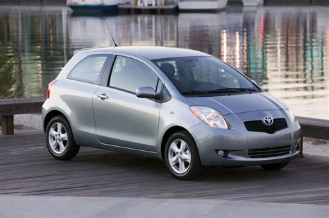 2007 Toyota Yaris Reviews 2007 Toyota Yaris Picture 102447 Car Review Top Speed