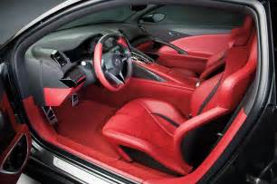 2015 Acura Nsx Interior The Hypercar Blueprint Photo Gallery Motor Trend
