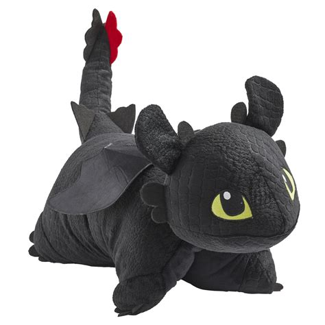 featured   train  dragon toothless pillow pet