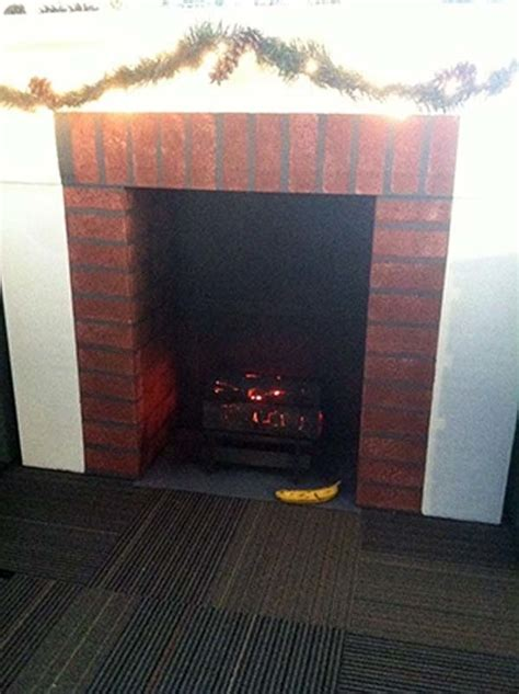 Cardboard Fireplace With Chimney by 17 Best Images About Santa S Chimney On Diy