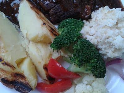 Stik Lada Hitam dapur with stik daging lembu sos lada hitam