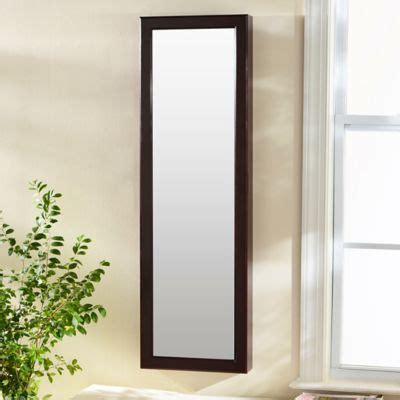 door jewelry armoire mirror mahogany wood over the door jewelry armoire mirror