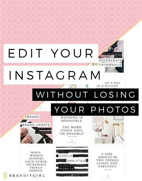 instagram themes quiz edit your instagram without losing photos instagram