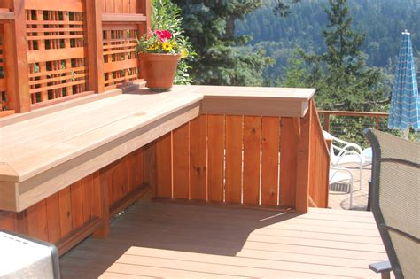 Deck Countertop deck notes from the field