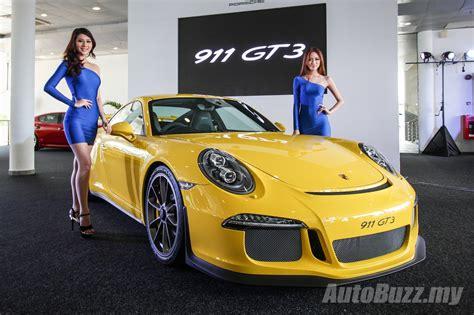 porsche malaysia porsche 911 gt3 genuine redline experience from rm1 23mil