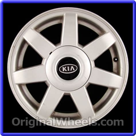 Kia Spectra Tire Size 2003 Kia Spectra Rims 2003 Kia Spectra Wheels At