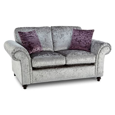 velvet loveseat marilyn velvet 2 seater sofa next day delivery marilyn