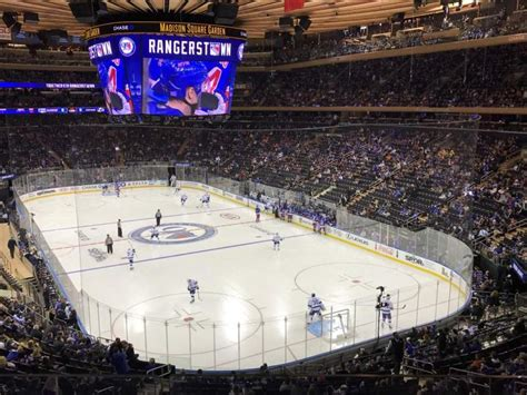 madison square garden section  home   york