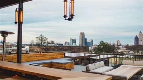 top bars in atlanta 16 rooftop bars in atlanta that are just peachy