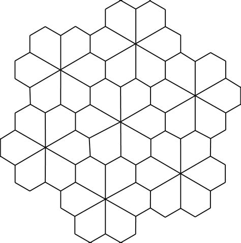 tessellating shapes templates printable tessellation coloring pages coloring home