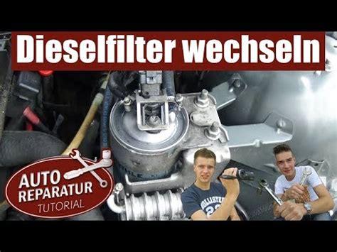 chanceli鑽e si鑒e auto diesel kraftstofffilter wechseln astra j 1 7 videolike