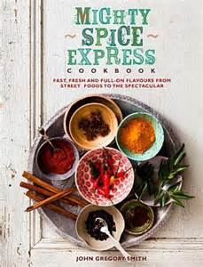 food book of the week mighty spice express by