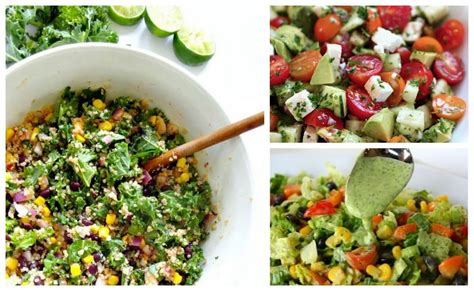 summer salads      super easyliving rich  coupons